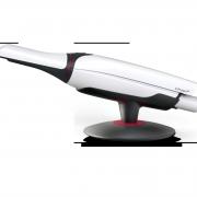 TRIOS 4 Wireless Pod with scanner 2019_transparent