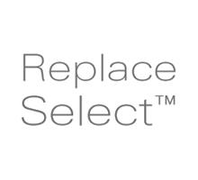 Sistema compatibile con REPLACE SELECT®